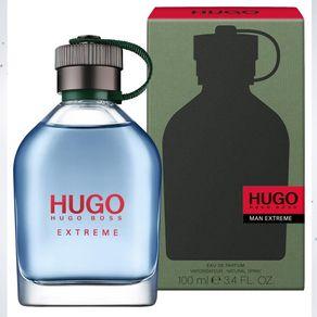 Hugo Man Extreme de Hugo Boss Eau de Parfum Masculino 100 Ml