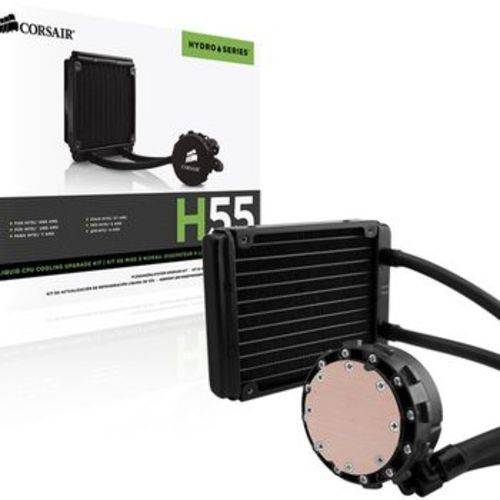 Hydro Cooling Corsair Cw-9060010-ww H55 Radiador de 120mm