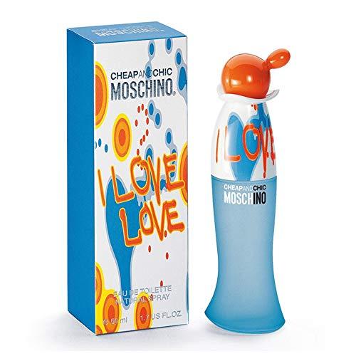 I Love Love de Moschino Eau de Toilette Feminino 30 Ml