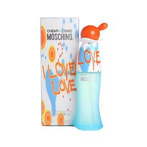 I Love Love Eau de Toilette Moschino - Perfume Feminino 30ml