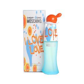 I Love Love Eau de Toilette Moschino - Perfume Feminino 100ml