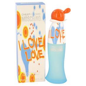 Perfume Feminino I Love Moschino Eau de Toilette - 50ml