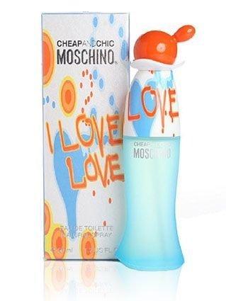 I Love Love - Moschino - Feminino 50Ml