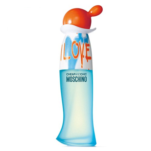 I Love Love Moschino - Perfume Feminino - Eau de Toilette 50Ml