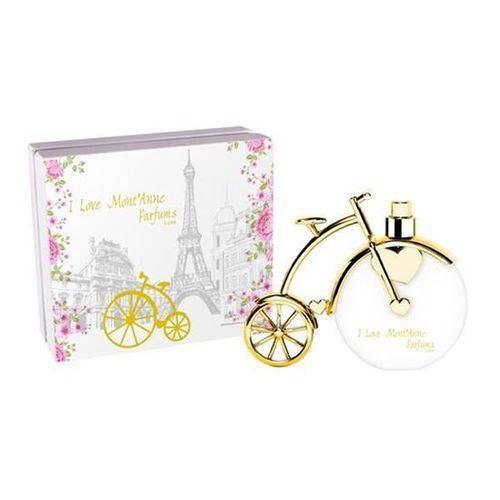 Tudo sobre 'I Love Mont'anne Parfums Luxe'
