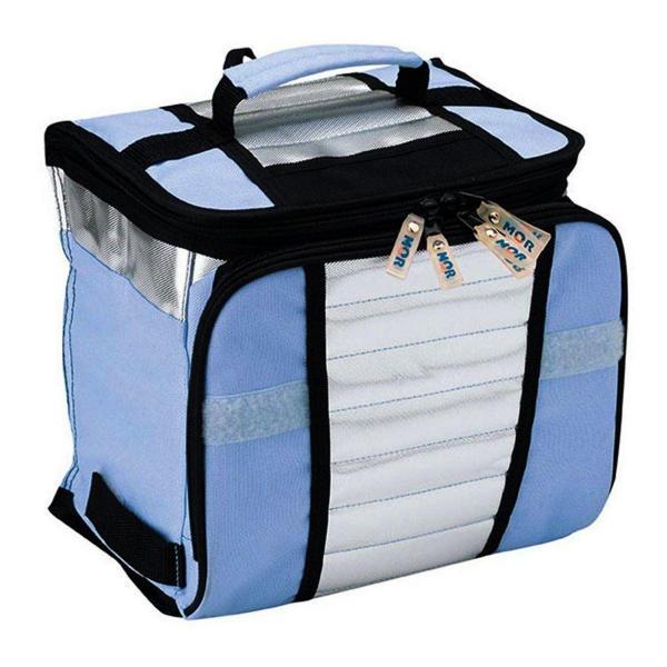 Ice Cooler 7,6 Litros Mor Azul