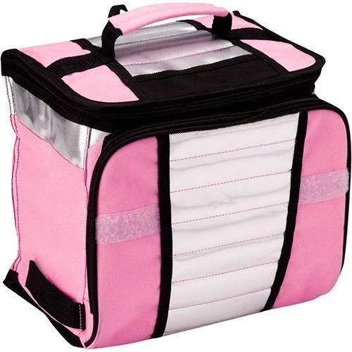 Ice Cooler 75 Litros Rosa