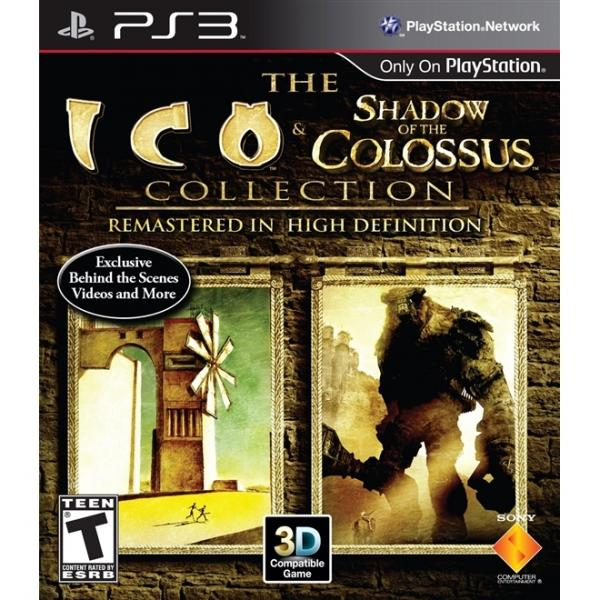 Ico Shadow Of Colossus Collection - Ps3 - Sony