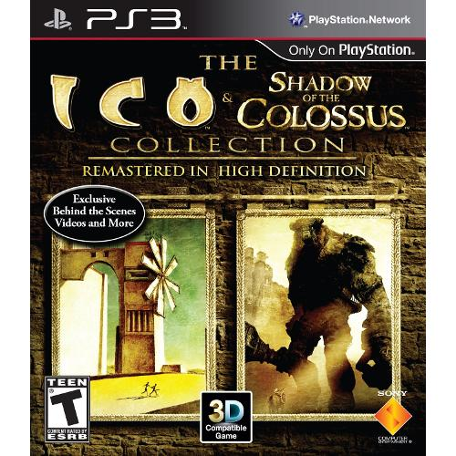 Ico Shadow Of Colossus Collection - Ps3