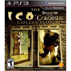 ICO & Shadow Of The Colossus Collecion - PS3