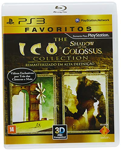 Ico & Shadow Of The Colossus - PlayStation 3