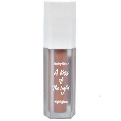 Iluminador Líquido Ruby Rose a Kiss Of The Light Spicy 5 Hottie