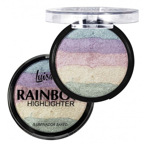 Iluminador Luisance Rainbow Baked