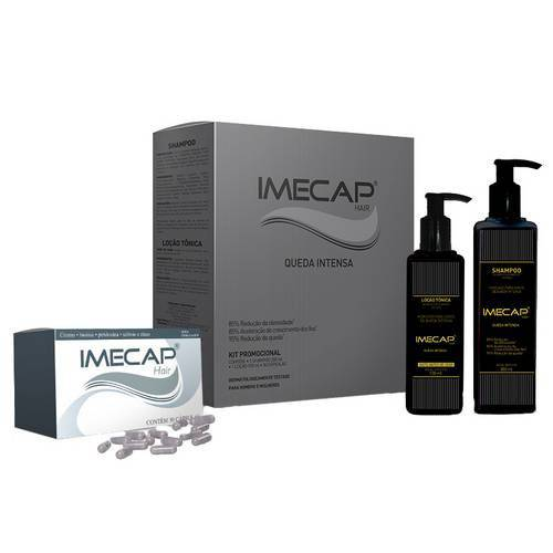 Imecap Hair Queda Intensa
