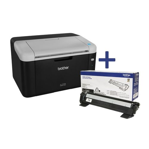 Impressora Brother Laser - Monocromática - Hl-1202w - Wifi