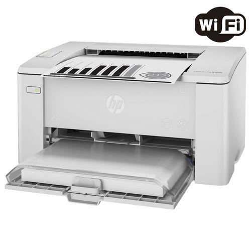 Tudo sobre 'Impressora HP LaserJet Pro M104W Laser Mono Wireless 110V'