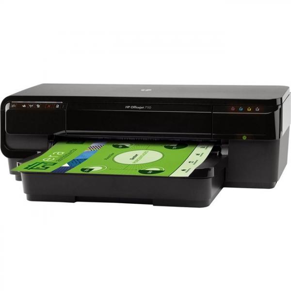 Impressora HP Officejet 7110 Formato Grande EPrinter - B-size Business Ink Printers