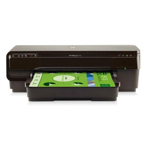 Impressora Jato de Tinta Color Hp Cr768a#ac4 Oj 7110 A3 Wide Format Rede /wifi 33ppm