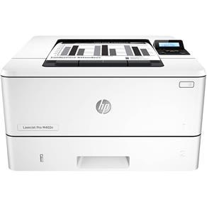 Impressora Laser HP LaserJet Pro M402n Monocromática