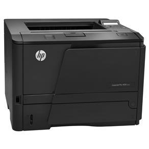 Impressora Laser Mono Laserjet Pro M401N Hp