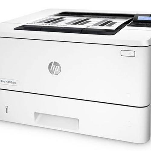 Impressora Laserjet Mono Hp C5j91a696 Pro M402dne Rede/Duplex 40ppm