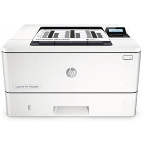 Impressora Mono HP Laserjet Pro M402DNE - Rede, Duplex, Ethernet