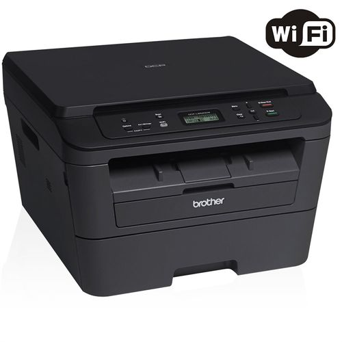 Impressora Multifuncional Brother DCP-L2520DW Laser Mono Wireless 110V