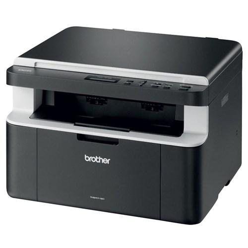Impressora Multifuncional Brother Dcp1602br Laser Mono
