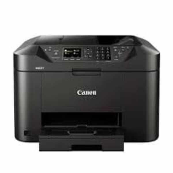 Impressora Multifuncional Canon Jato de Tinta Maxify - MB2110