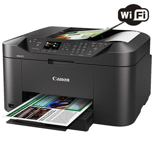 Impressora Multifuncional Canon Maxify MB2110 Jato de Tinta Colorida Wireless 110V