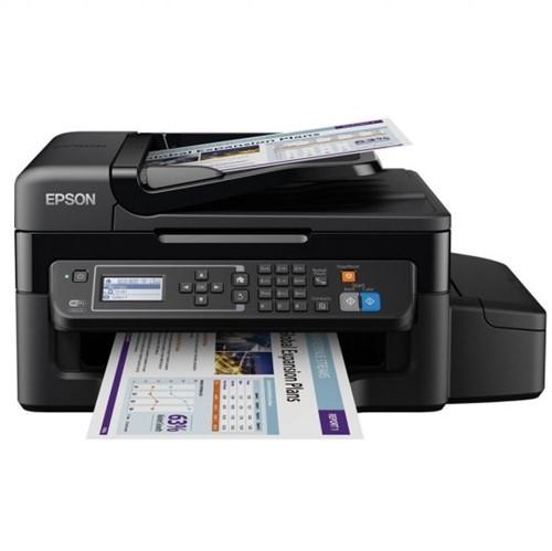 Tudo sobre 'Impressora Multifuncional Epson Tanque de Tinta L575'