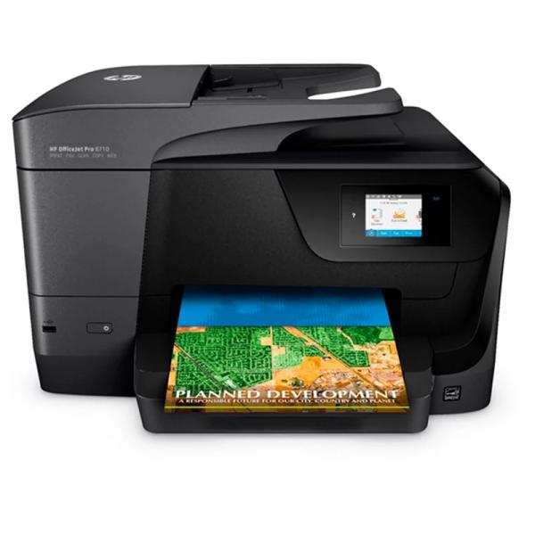 Impressora Multifuncional HP Office Jet Pro 8710