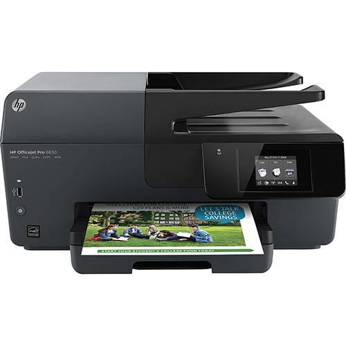 Impressora Multifuncional HP Officejet Pro 6830