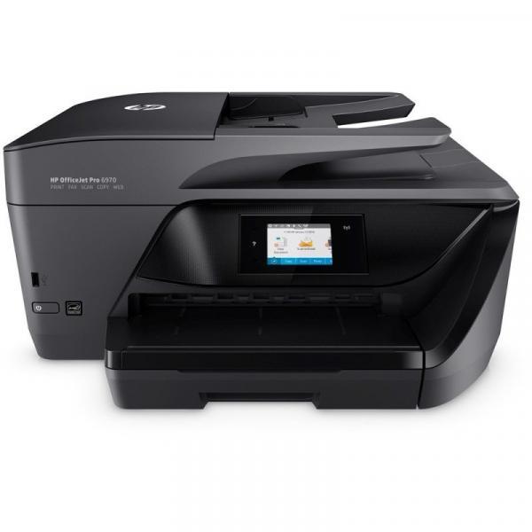 Impressora Multifuncional HP Officejet Pro 6970 110v