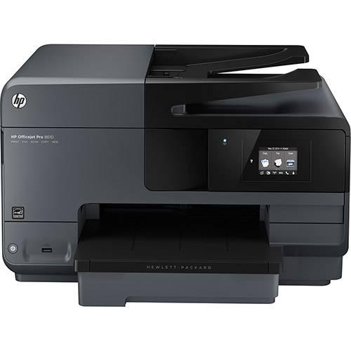 Impressora Multifuncional HP Officejet Pro 8610 Wi-Fi
