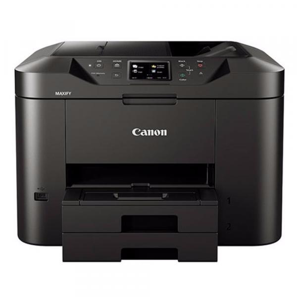 Impressora Multifuncional Maxify Jato de Tinta Wi-Fi Mb2710 Canon