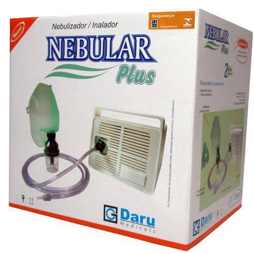 Tudo sobre 'Inalador Nebulizador Nebular Plus'