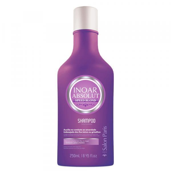 Inoar Absolut Speed Blond - Shampoo