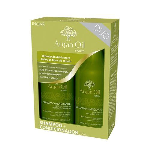 Inoar Argan Oil Kit Duo (2x250ml)