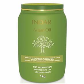 Inoar Argan Oil Máscara de Tratamento Intensivo - 1kg