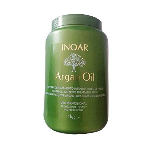 Inoar Argan Oil Máscara Hidratante - 1KG