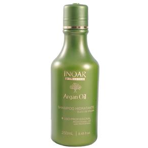 Inoar Argan Oil Shampoo Hidratante - 250 Ml - 250 Ml