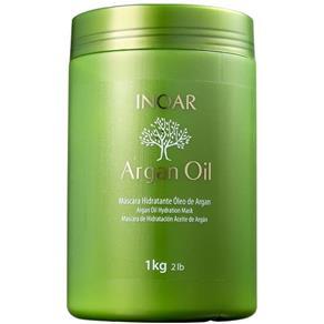 Inoar Argan Oil System - Máscara Capilar 1Kg