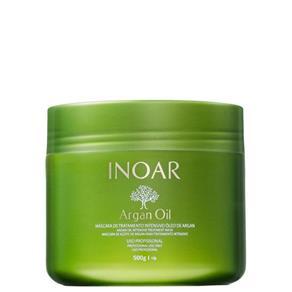 Inoar Argan Oil System - Máscara Capilar 500g