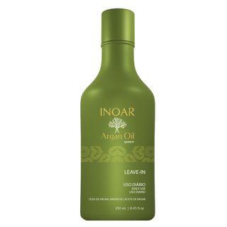 Inoar Argan Oil System Oleo de Argan Leave-in - Sérum Finalizador 250ml