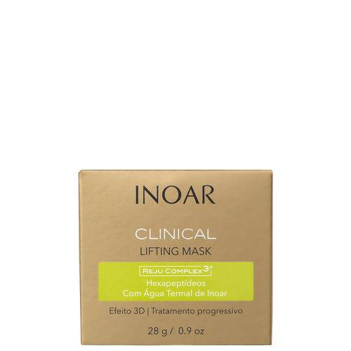 Inoar Clinical - Máscara Anti-Idade 28g