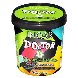 Inoar Doctor H Hidratação - Máscara Hidratante 450g