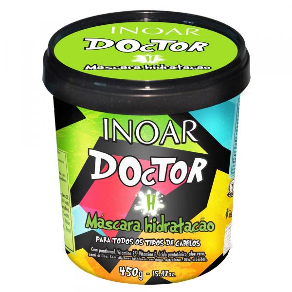 Inoar Doctor H Hidratação - Máscara Hidratante