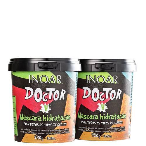 Inoar Doctor - Máscara de Hidratação 2x450g