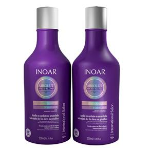 Inoar Duo Speed Blond Kit - Shampoo + Condicionador Kit